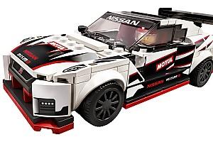 """日産GT-R NISMO、""""こだわり""""のレゴ化! 最高速は""""あなた""""次第?"""