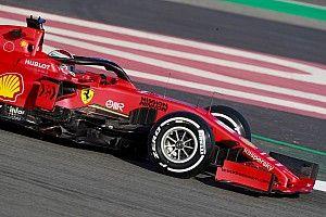 Megérkeztek az első képek a téli F1-es tesztről: pályán a mezőny