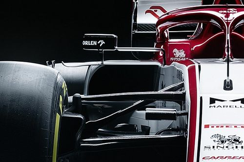 Fotos: el nuevo Alfa Romeo C39, desde todos los ángulos