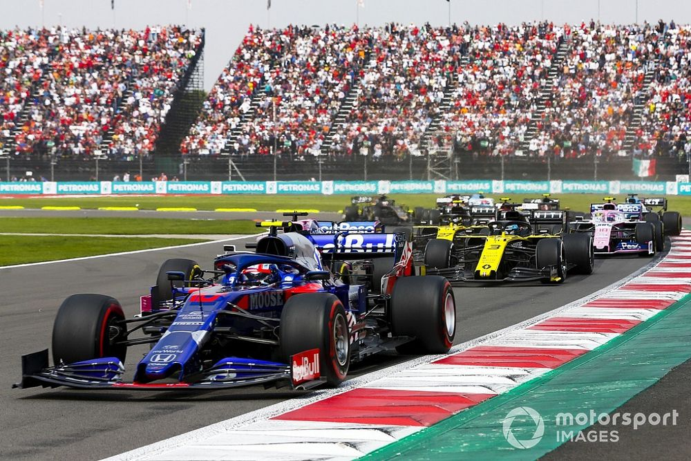 Plan for reverse grid F1 qualifying races stalls