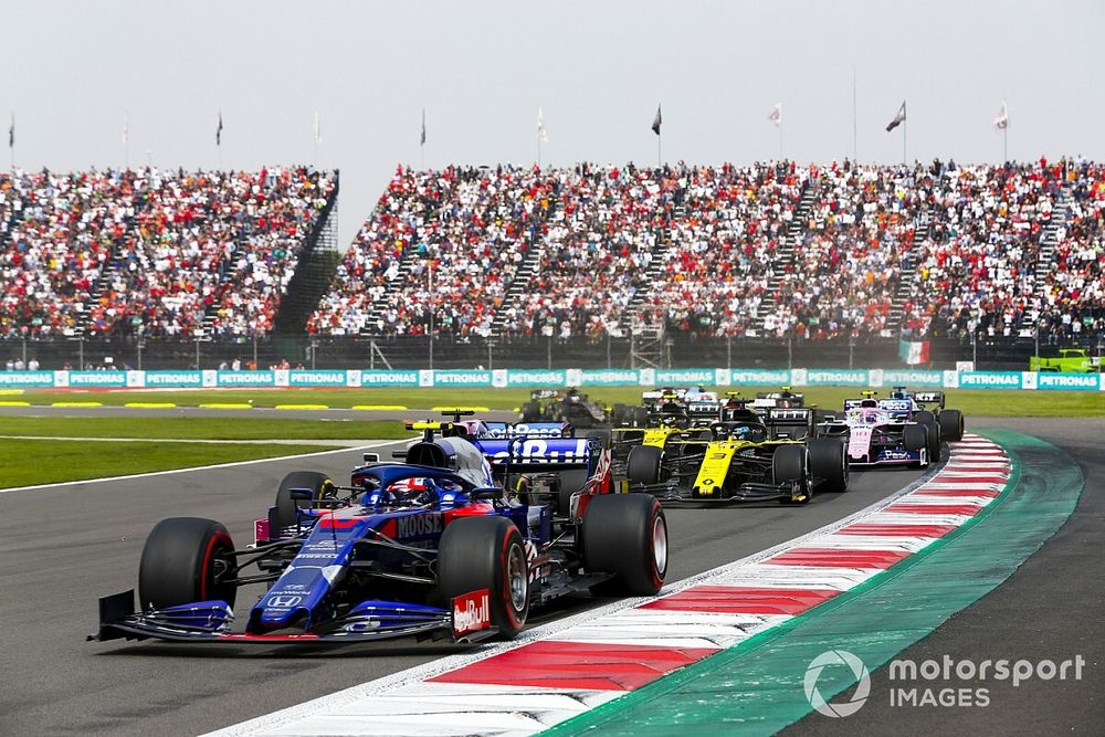 La propuesta de las parrillas invertidas en F1, paralizada