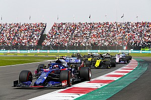 Carreras de F1 clasificatorias, parrilla invertida pierden impulso