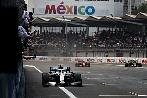 Grand Prix Meksyku zachowuje termin