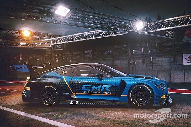 GT World: CMR ha scelto i piloti per le sue Bentley