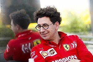 """Binotto: """"Ferrari slaat nieuwe weg in met Sainz en Leclerc"""""""