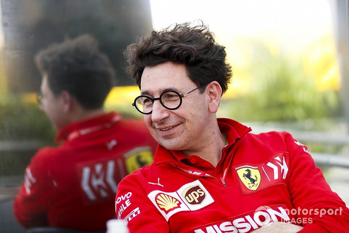 """Binotto: """"Tra Vettel e Leclerc c'è armonia fuori dall'abitacolo"""""""