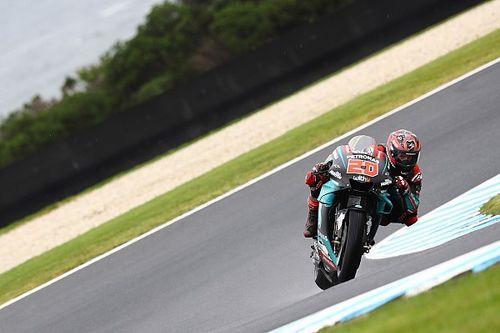 MotoGP: Quartararo terá moto Yamaha de fábrica em 2020