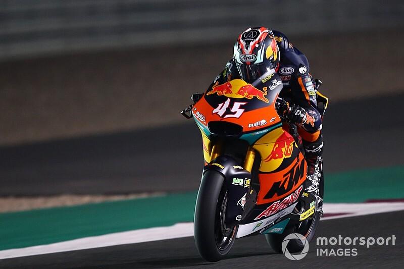 Moto2 Losail: Sensationele Nagashima wint, Bendsneyder elfde