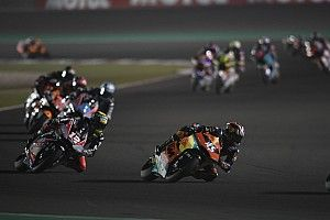 Lo stop forzato mette in pericolo Moto2 e Moto3