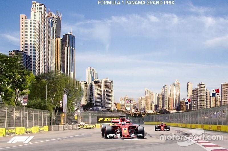 Panamá estudia organizar un gran premio de F1
