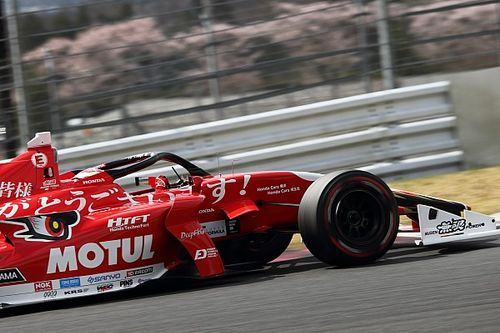Fuji Super Formula: Nojiri on pole, Yamamoto out in Q1