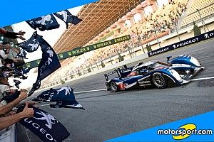 Peugeot: la storia nel mondiale Endurance
