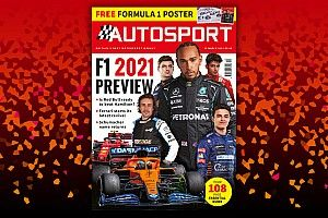 Magazine: F1 2021 season preview edition