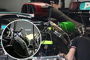 La FIA rechaza la revisión del motor Mercedes que reclamó la Red Bull