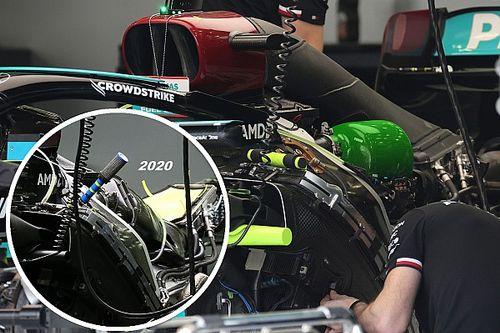 Az FIA lesöpörte az asztaláról a Red Bull Mercedesre vonatkozó óvási kísérletét