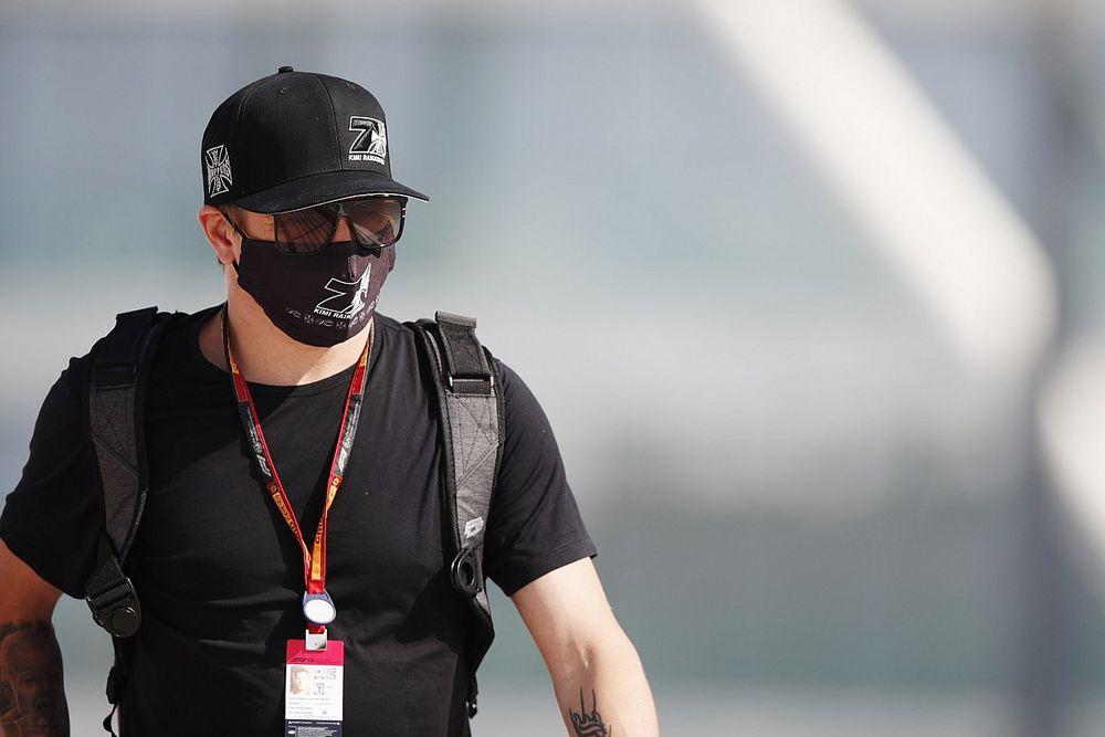 Räikkönen: Nem sokszor néztem vissza a tavalyi nyitóköröm, ott ültem az autóban…