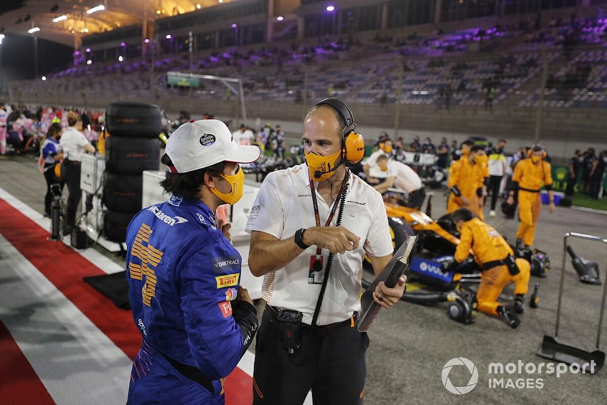 """Így segített Sainznak a McLaren """"egészséges környezete"""""""