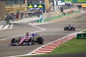 Divertido 'cruce' de Pérez y Russell en redes por el GP de Sakhir