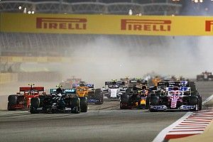 FIA to take stricter line on first lap incidents