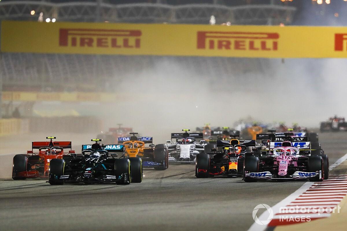 F1 plant bijeenkomst met rijders in Bahrein over voorbeeldfunctie