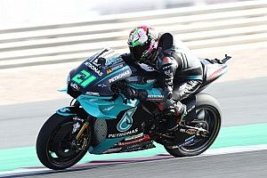 Morbidelli's Qatar MotoGP race wrecked by holeshot device issue
