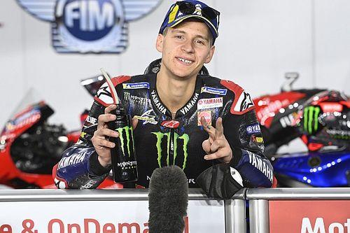 Quartararo: Se terminó eso de que la Yamaha es una moto fácil