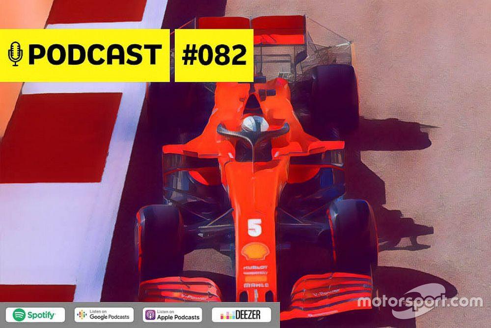 Podcast #082 – Quem ou quais foram os maiores fiascos na F1 em 2020?