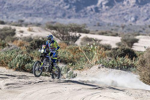 Dakar 2021: Santolino se cuela en el top 5, a pesar de una caída