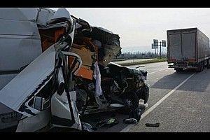 Paura per Can Oncu dopo un incidente stradale in Turchia