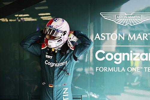 Vettel admite que aún le queda mucho por mejorar
