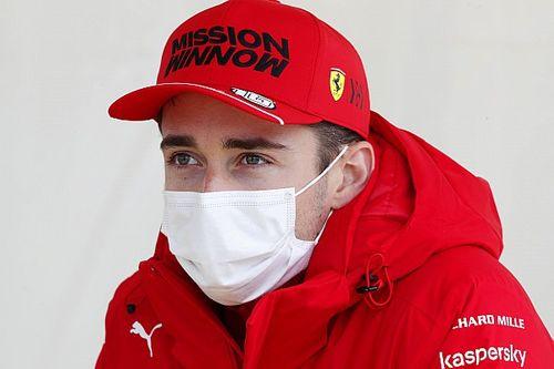 Liveblog - Leclerc wil Ferrari zelfs met 'verdubbeld salaris' niet verlaten
