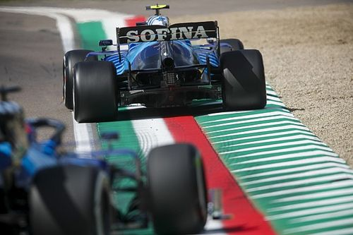 Williams, Portimao için yeterli yedek parça hazırladı