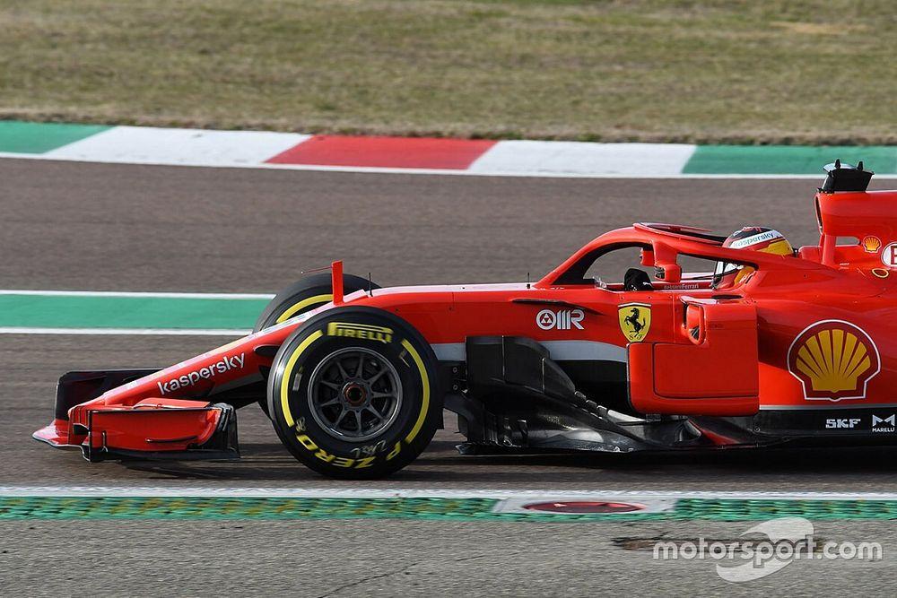 """Le président de Ferrari appelle à """"repartir avec humilité"""""""