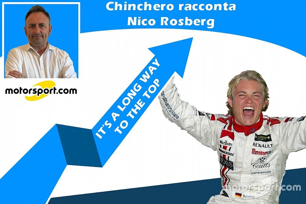 Chinchero racconta Nico Rosberg - It's a long way to the top
