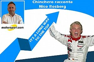 Chinchero racconta Nico Rosberg - It's a long way to the top