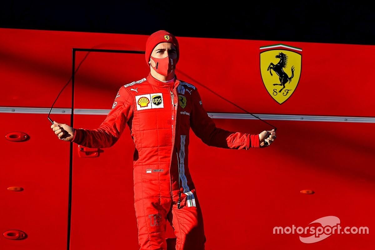 """Leclerc: """"Yeniden ritim yakalamak güzel"""""""