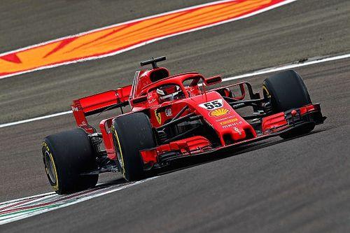 Viejo patrocinador de Sainz lo acompañará en Ferrari