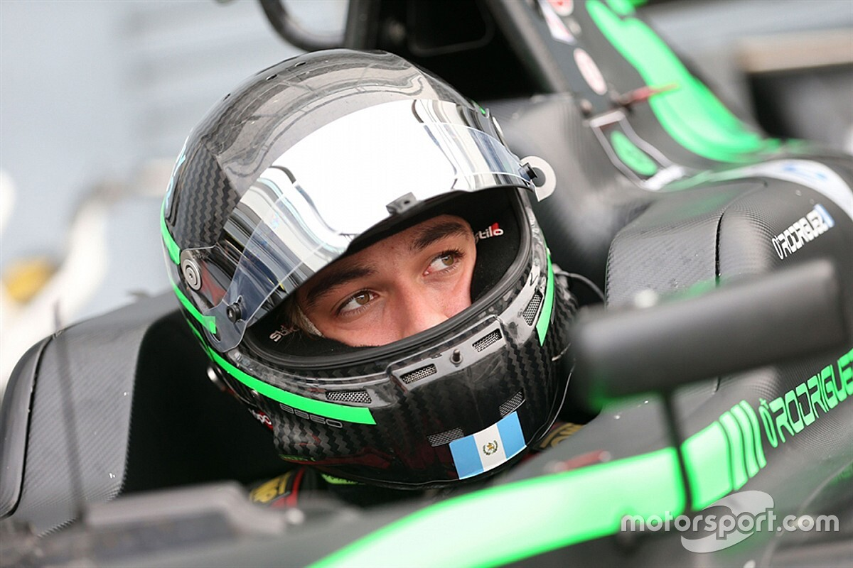 F.Regional: Ian Rodriguez ai test di Imola con la DR Formula