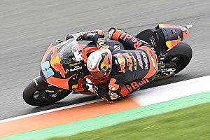Moto2 - Valencia: Martín gana tras una última vuelta de infarto