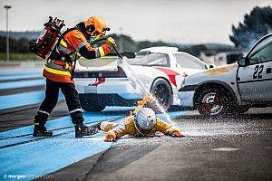 El accidente de Grosjean motivó innovaciones en Paul Ricard