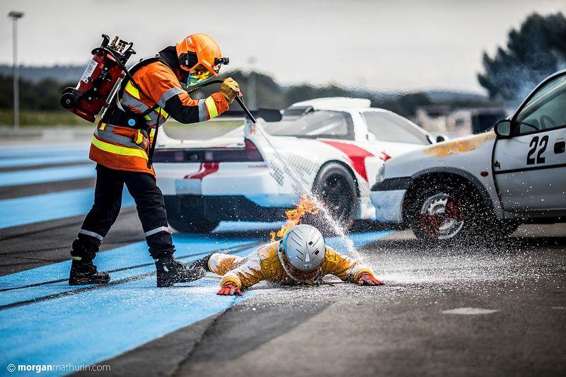 F1: Acidente de Grosjean gera inovações em Paul Ricard