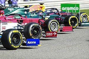 A 2021-es F1-es autók olyan gyorsak lesznek, mint a tavalyiak