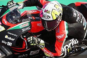 Tiru Yamaha, Aprilia Berhasil Pangkas Gap dengan Tim Lain