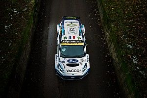 Fourmaux w WRC?