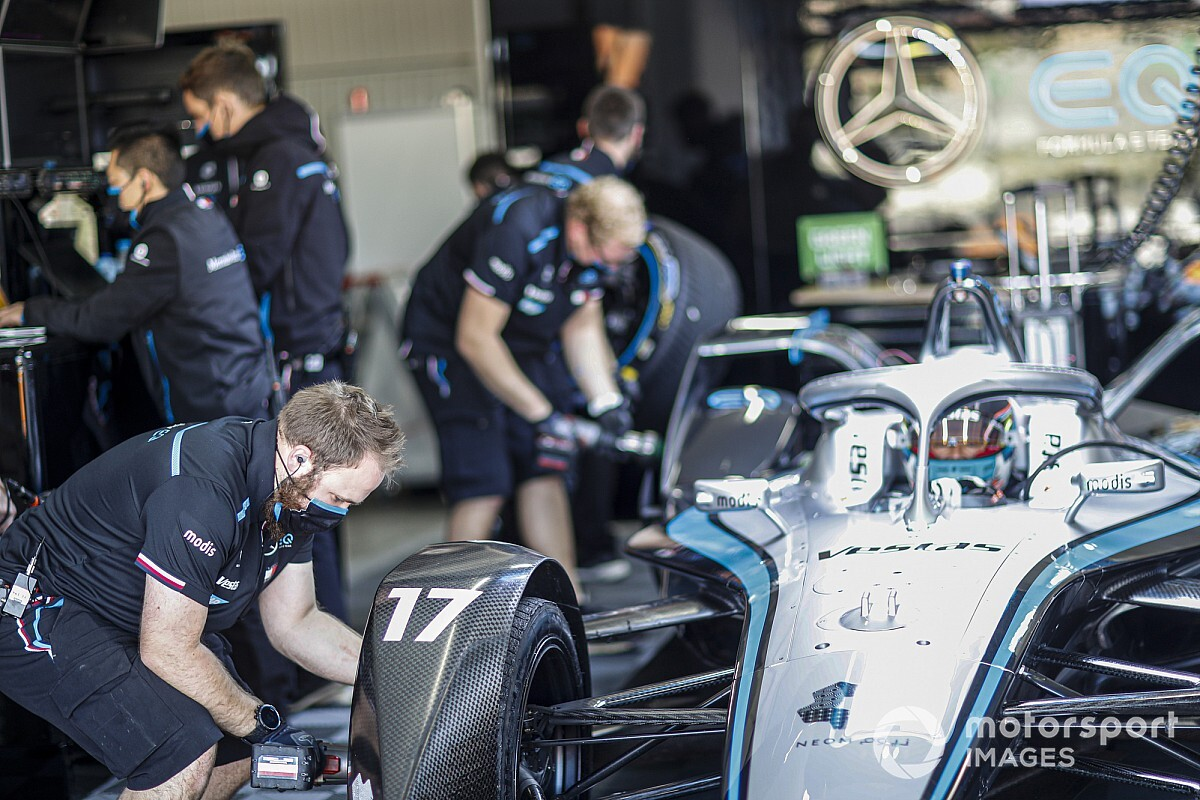 Mercedes va éliminer les erreurs sans culpabiliser son équipe