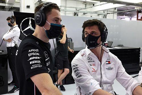Vandoorne és De Vries teszteli a Mercedest Abu Dhabiban