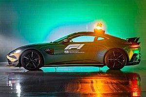 Hivatalos: megérkeztek az első képek az Aston Martin Safety Carjáról!