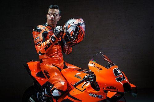 Danilo Petrucci se sent rajeunir et retrouve le plaisir avec KTM