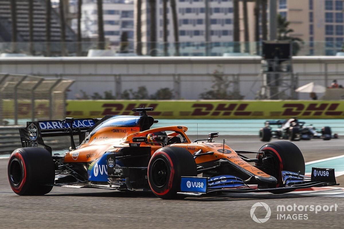 McLaren downplays talk it can close Mercedes gap soon