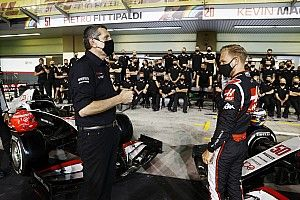 Steiner világbajnokot akar kinevelni a Haasnál